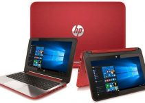 Notebook 2 em 1 HP Pavilion x360 Touch Screen 11-n226br Intel