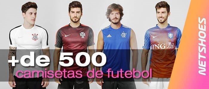 netshoes futebol camisas de times chuteiras bolas promocao