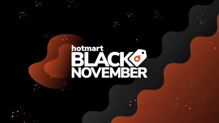 Black Friday Cursos Online com até 50% de Desconto black november hotmart